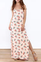 Others Follow Callie Floral Maxi Dress
