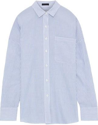 ATM Anthony Thomas Melillo Striped Cotton Shirt