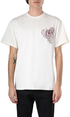 J.W.Anderson Cotton T-shirt With Print