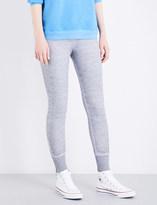 Wildfox Couture Fame cotton-blend jogging bottoms