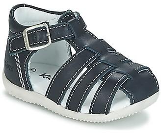 Kickers BIGFLY girls's Sandals in Blue