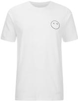 Rag & Bone Rag & Bone Sour Face Embroidery Tshirt - Bright White
