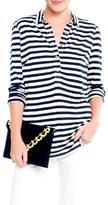 Julie Brown Sea Stripe Top