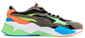 Puma Men's RS-X Leather Sneakers