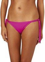 Seafolly Brazilian Tie Side Bikini Bottom