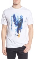 Bugatchi Men's Graphic T-Shirt