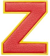 "Anya Hindmarch Capra Leather Oversized ""Z"" Sticker"