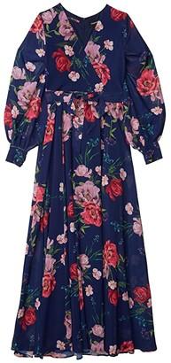 Yumi Kim Giselle Maxi Dress (Everlasting Love Midnight) Women's Dress