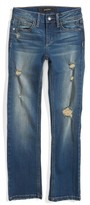 Joe's Jeans Toddler Boy's 'Brixton Sandro' Distressed Straight Leg Jeans