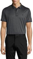 J. Lindeberg Anthony Subtle Slim Fit Jersey Polo