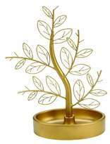 Boutique Matte Gold Tree Jewellery Hanger