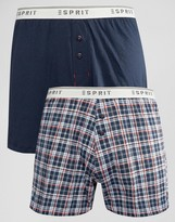 Esprit Trunks 2 Pack