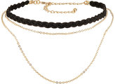 Jules Smith Designs WOMEN'S MULTI-STRAND CHOKER-BLACK