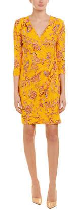 Amelia Faux Wrap Dress