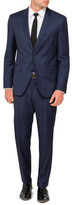 HUGO BOSS Micro Check Suit