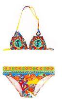 Dolce & Gabbana 'Carretto Siciliano' print bikini