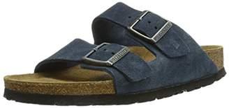 Birkenstock Arizona Sfb, Men's Heels Open Toe Sandals,7.5 UK (41 EU)