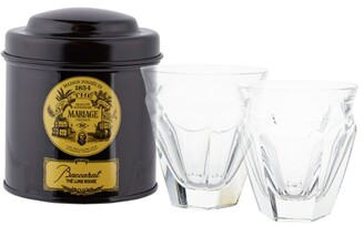 Baccarat Tea for Two Gift Set