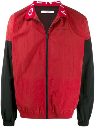 Givenchy Zipped Sports Jacket