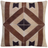 Nourison Dallas-Southwestern Centered Diamond Pillow