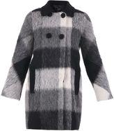 Twin-Set Wool Blend Coat