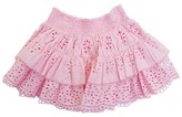 Seafolly Girls Toddler Prairie Girl Skirt