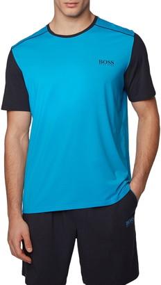 HUGO BOSS Balance Cotton & Modal Blend T-Shirt