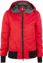 Canada Goose Dore Hooded Shell Down Jacket - Red