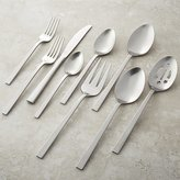 Crate & Barrel Hudson 52-Piece Flatware Set