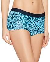 Bjorn Borg Women's Mini Shorts, Bb Granite, 1-P Half Slip