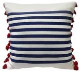 Threshold Striped Throw Pillow - Blue