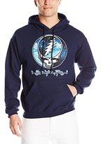 Liquid Blue Men's Sky Space SYF Hood Sweatshirt