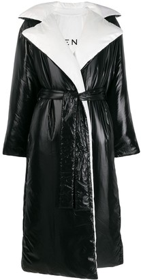 Givenchy Reversible Padded Trench