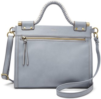 Fossil Relic By Relic Tyla Top Handle Crossbody Satchel