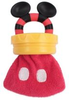 Sassy Disney® Mickey Mouse Terry Teether in Red