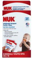 NUK 24-Pack Pacifier Wipes