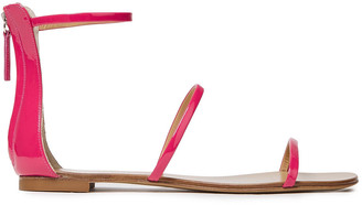 Giuseppe Zanotti Roll 10 Patent-leather Sandals
