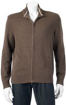 Dockers Big & Tall Classic-Fit Full-Zip Sweater