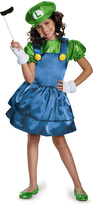 Disguise Luigi Skirt Dress-Up Set - Girls