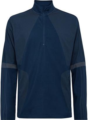 adidas Sport Warp Knit Half-Zip Golf Top