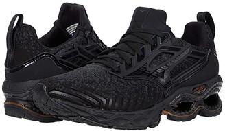Mizuno Wave Creation WAVEKNITtm 2 (Tang Tango/Tawny Port) Men's Running Shoes