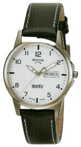 Gents Boccia Sport 604-12 Watch with Leather Strap