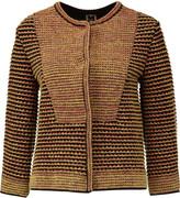 M Missoni Metallic wool-blend bouclé-tweed jacket