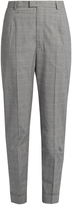 Etoile Isabel Marant Laure checked tapered trousers