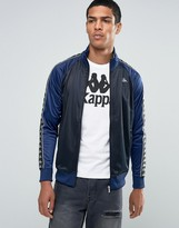 Kappa Track Jacket With Taping