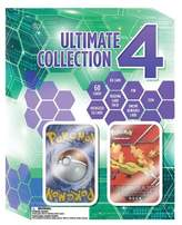 Pokemon Ultimate Collection Series 4 Trading Cards