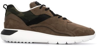 Hogan thick sole sneakers