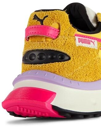 Puma Women's Wild Rider Vintage Sneakers