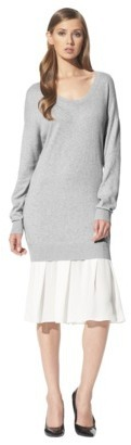 3.1 Phillip Lim for Target® Sweater Dress -Grey