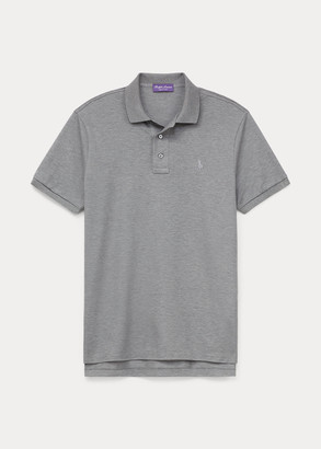 Ralph Lauren Custom Slim Fit Pique Polo